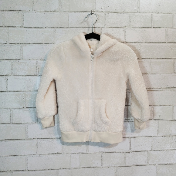 Okie Dokie soft full-zip sweater